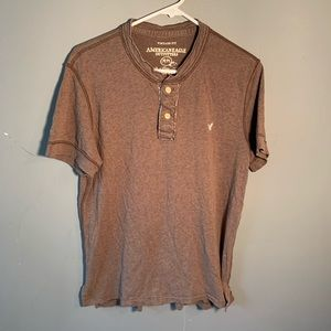 American Eagle Vintage Fit T-Shirt Brown